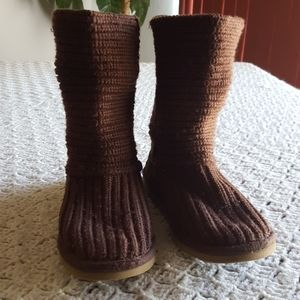 UGG Woven Boots.